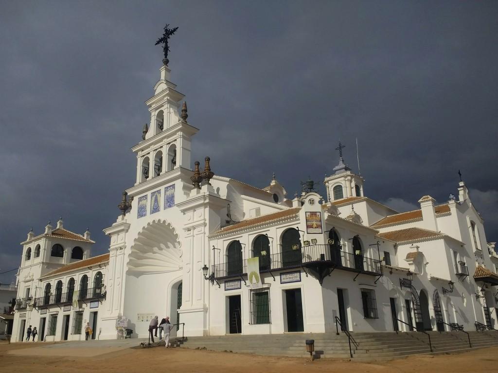 hermitage of el rocio ermita del rocio